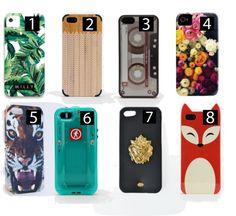 Round-up: iphone cases