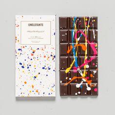 Pollock Chocolate Bar