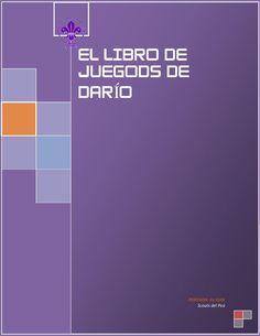 EL LIBRO DE JUEGOS DE DARÍO  Libro de Juegos Scout!