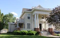 Decker House B & B, Mason City Iowa
