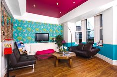 Planning a trip to the Welsh capital? Check out this deal from NosDa Studio Hostel in Cardiff offering 3 nights for the price of 2 http://www.hostelworld.com/hosteldetails.php/NosDa-Studio-Hostel/Cardiff/29372/deals