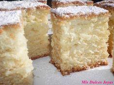 Mis Dulces Joyas: BIZCOCHO de LAS MONJAS: Pan Dulce, Food Cakes, Cupcake Cakes, Sweet Recipes, Cake Recipes, Sugar Free Carrot Cake, My Favorite Food, Favorite Recipes, Chocolates