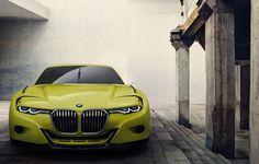 DUB Magazine - BMW 3.0 CSL Hommage concept