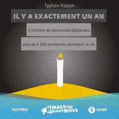 Il y a un an, le typhon Haiyan frappait les Philippines http://bit.ly/107xWPh #maketherightmove #Haiyan