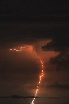I love thunder and lightning!