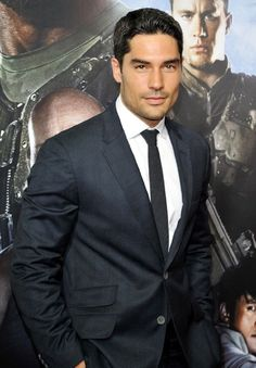 D.J. Cotrona- Just saw G.I. Joe and this cutie made the cut!