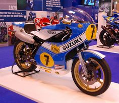 Barry Sheene? RG500 | Flickr - Photo Sharing!