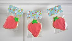 {Real Parties} Sweetest Strawberry Birthday Party! | The TomKat Studio