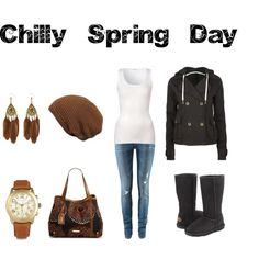 Chilly Spring Day, created by jesshehr on Polyvore