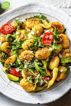 HelloFresh: Maaltijdbox in Nederland Veggie Pasta Recipes, Entree Recipes, Side Dish Recipes, Vegetarian Recipes, Dinner Recipes, Healthy Recipes, Gnocchi Pesto, Pesto Pasta, Healthy Meal Prep