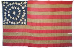 Rare Flags - Antique American Flags, Historic American Flags