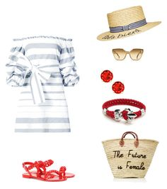 """Cruise"" by irina-sergeeva-1 on Polyvore featuring Alexis, Prada and Givenchy"