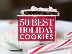 50 Best Holiday Cookies: Our Favorite Recipes Posted on December 10, 2013 at 5:00 pm / Posted by Leah Bourne | The Vivant ---  Christmas