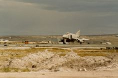 Phantom at RAF Stanley, Falklands Military Jets, Military Aircraft, Post War Era, F4 Phantom, Navy Marine, Mount Pleasant, Royal Air Force, Armed Forces, Fighter Jets
