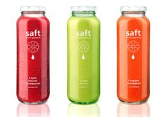 juice minimal packaging