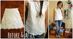 Refashion Co-op - Little Did You Know: Eyelet Lace