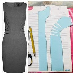 Pdf Sewing Patterns Dress Patterns Sewing Clothes Diy Clothes Pattern Drafting Pattern Making Sewing Techniques Dressmaking Pattern Design Dress Making Patterns, Coat Patterns, Clothing Patterns, Sewing Patterns, Blouse Sewing Pattern, Shirt Patterns, Sleeve Pattern, Pattern Drafting, Pants Pattern