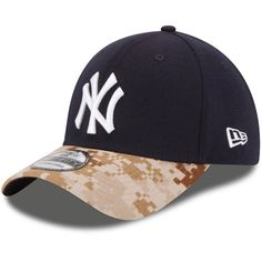 New York Yankees 2015 Replica Memorial Day 39THIRTY Stretch Fit Game Cap by New Era - MLB.com Shop