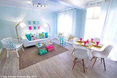 Antes e Depois: reforma de apartamento para elas - Casinha Arrumada