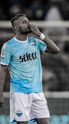 Nike Football, Football Players, Ss Lazio, Soccer Stars, Football Wallpaper, Sport, Club, Mens Tops, T Shirt