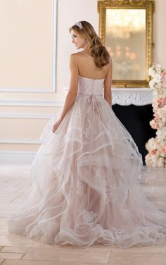94 best Stella York images on Pinterest in 2018   Bridal gowns ...