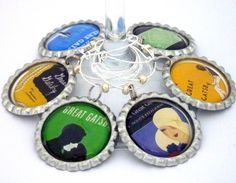 The Great Gatsby party favors wine glass by ConvertibleGirlShop, $18.00