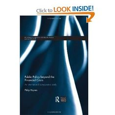 Public Policy beyond the Financial Crisis: An International Comparative Study Routledge Critical Studies in Public Management: Amazon.co.uk: Philip Haynes: Books