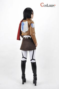 New Attack On Titan, Leather Skirt, Cosplay, Costumes, Big, Skirts, Outfits, Fashion, Tall Clothing