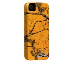 I want the #CaseMate APB Blaze  by Realtree Camo  for iPhone 4 / 4S Barely There Case from Case-Mate.com