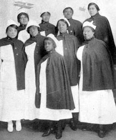 Black nurses at Camp Grant during WWI. The First World War had profound effects on African Americans and African people all over the world.