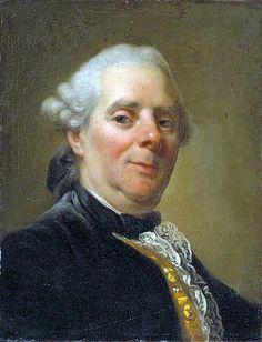 c. 1785 Alexander Roslin, self-potrait