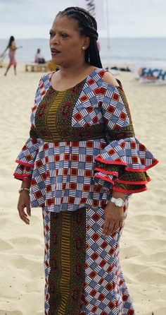 African Fashion Designers, Latest African Fashion Dresses, African Attire, African Dress, Mix Style, African Design, Ankara, Cover Up, Iphone