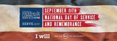 The September 11th National Day of Service and Remembrance is the culmination of efforts originally launched in 2002 by the 9/11 nonprofit MyGoodDeed with wide support by the 9/11 community and leading national service organizations.