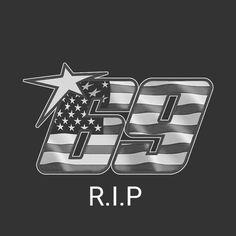 RIP Nicky Hayden Nicky Hayden, Vr46, Moto Bike, Honda Motorcycles, Bike Art, Biker Chick, Street Bikes, Road Racing, Motorcycle Helmets