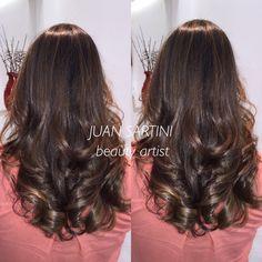 #juansartini #juansartiniarrasando #sartinifiquese #fizcomjuansartini #loiro #loirodossonhos #dreamsblond #loirolindo #loiropoderoso #cabelodossonhos #cabelofabuloso #mechas3d #balayage #transparencias #antesedepois #repicado #repicadodossonhos #beforeandafter #wella #colorperfect #colortouch Mechas para iluminar cabelos castanhos sem descolorir o cabelo? SIM!!! Essa técnica permite iluminar com coloração sem danificar os fios, e NÃO FICA LOIRA!!! Sunkissed de Sabrina Marques!