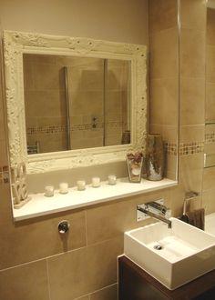 Bathroom Mirror & shelf