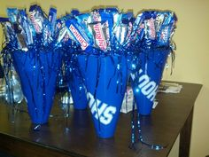 Cheerleading Candy Bouquet