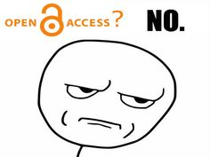 Why scientists are reluctant to publish in Open Access?