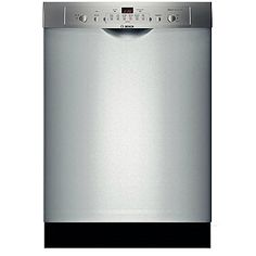 Bosch Ascenta dishwasher SHE3AR75UC Stainless Steel- Sears