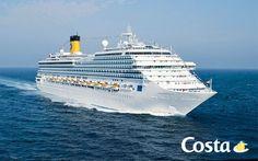 Croisière Costa sur les îles grecques