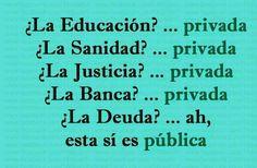 Barrio Sésamo, hoy: Público y privado