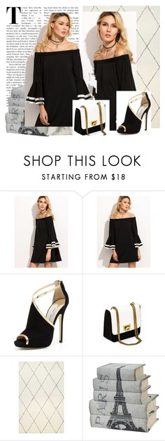 """""""Untitled #93"""" by nusreta-bjelic ❤ liked on Polyvore featuring Jimmy Choo"""