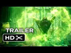 Maleficent Official Final Trailer (2014) - Angelina Jolie Disney Movie HD
