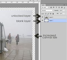 Document Size vs. Canvas Size in Photoshop II #Photoshop #SnickerdoodleDesigns #tutorial