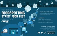 Kobi officially added as celebrity guest at Foodspotting's SXSW Street Food Fest.  Anyone heading to Austin, stop by!