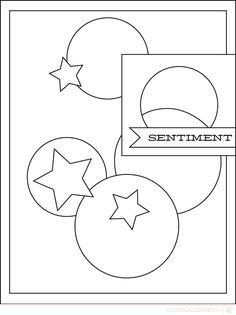 060114 Blog: Sunday Sketch | Jenn - Scrapbooking Kits, Paper & Supplies, Ideas & More at StudioCalico.com!