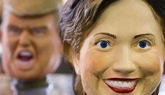 Hillary's Sucker Punch: Recent Polls Show Clinton Commanding Swing States
