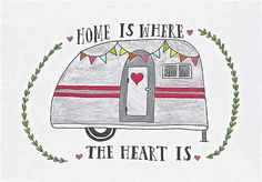 Home Is Where The Heart Is by {theuncommonplace}, via Flickr