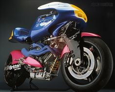 Britten V1000. 20 years later, still ahead of its time.