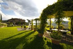 Tuscany: Capannelle Wine Resort